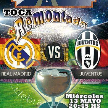 Champions Real Madrid vs Juventus