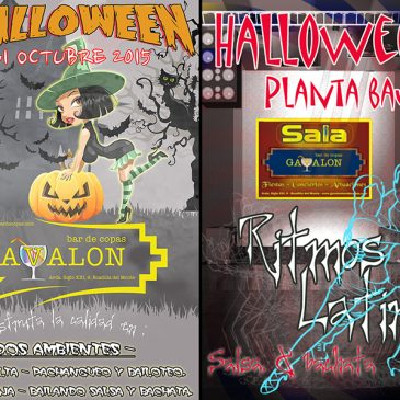 Halloween 2015 en Gávalon Boadilla.