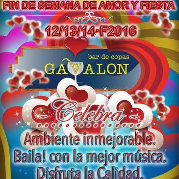 San valentín Gávalon 2016