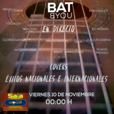Concierto BAT&YOU Gávalon Boadilla.