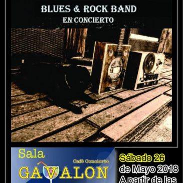 Concierto BURBANK en Sala Gavalon