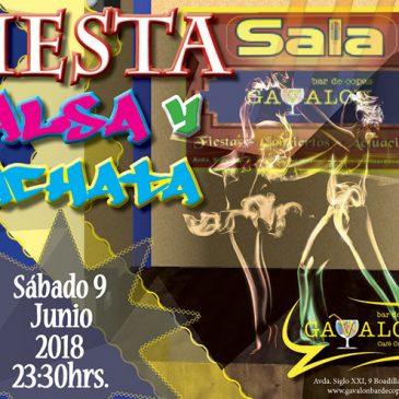 Fiesta Salsera-Bachatera