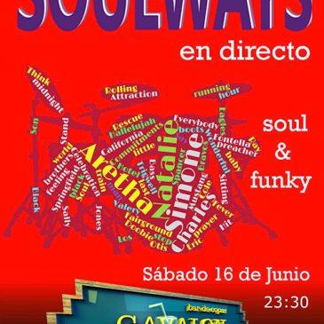 Concierto Soulways