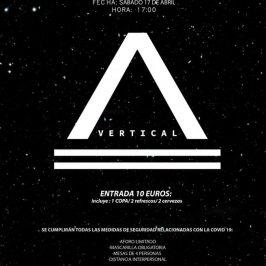 concierto vertical sala Gávalon